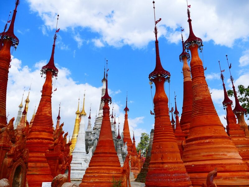 Best Places Solo Travel - Burma