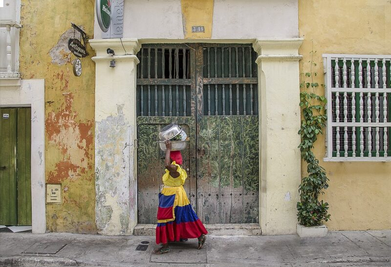 Best Places Solo Travel - Cartagena, Colombia