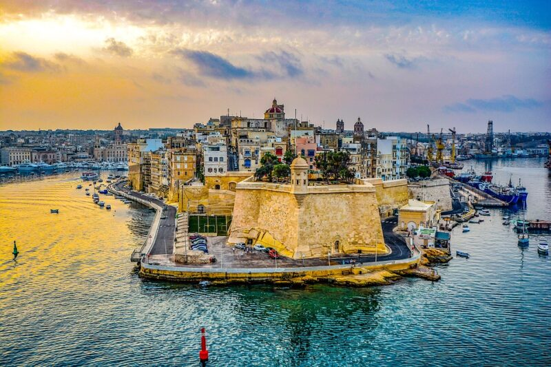 Best Places Solo Travel - Malta