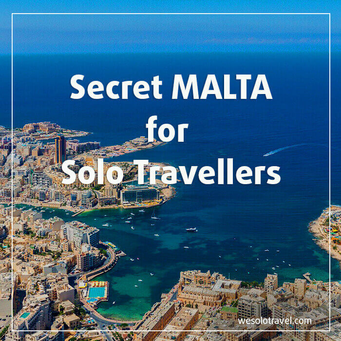Secret Malta for Solo Travellers