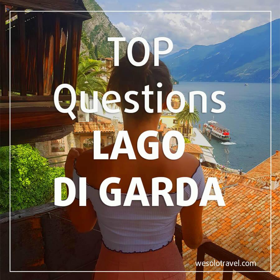 Lago do Garda - top questions