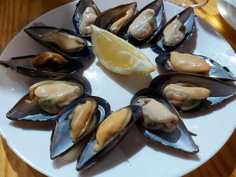 Mussels Revuelo La Linea