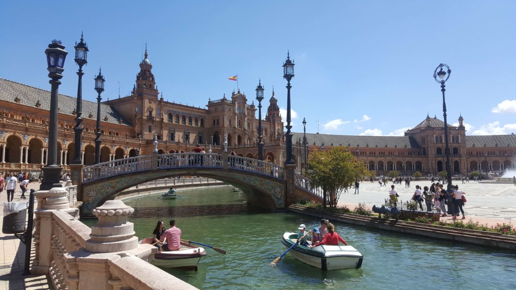 The best Places to Visit in Andalucia - Sevilla