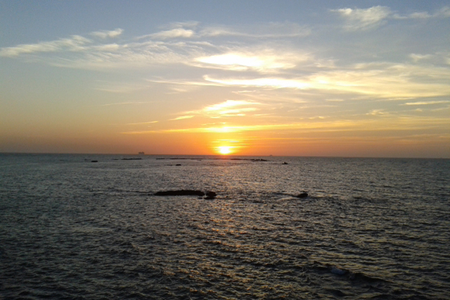 Best Places to Visit in Andalucia by We Solo Travel - Gorgeous Sunset in Cadiz
