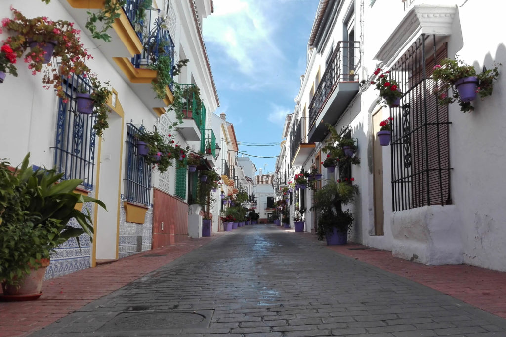 Best Places to Visit in Andalucia - Estepona's old town