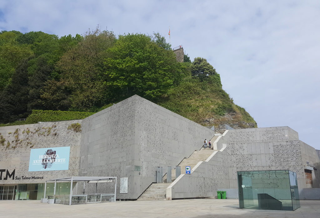 San Sebastian San Telmo Museo