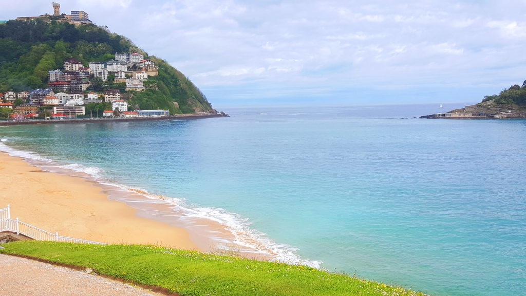 Best Beaches San Sebastian - Ondaretta