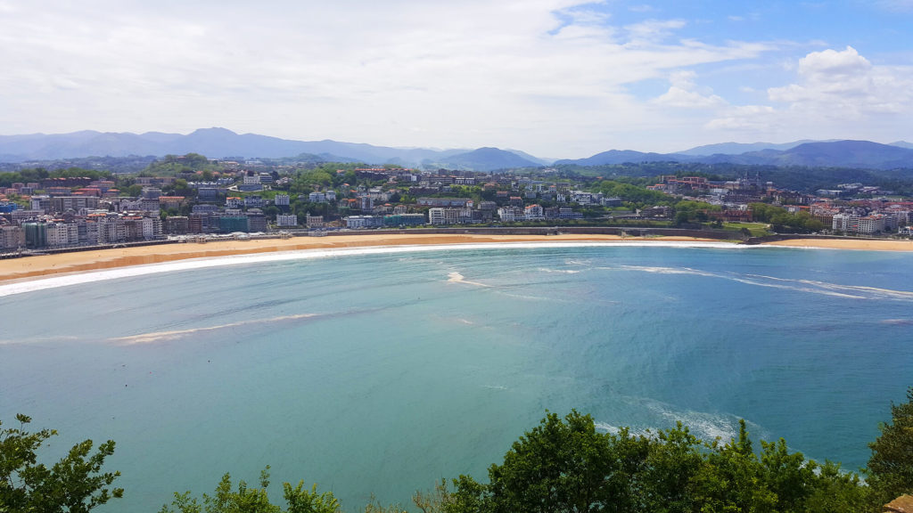 Best Beaches in San Sebastian - Kontxa and ONdaretta