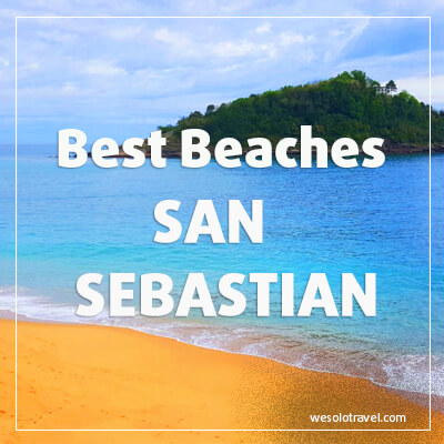 Best beaches San Sebastian