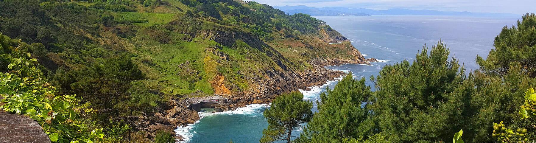 San Sebastian points of interest: Mount Igueldo