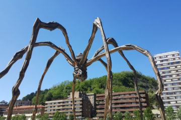 Maman Bilbao - spider statue Wesolotravel.com