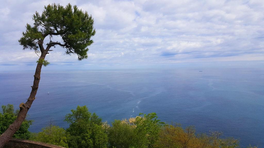 Hiking on Mount Igueldo San Sebastian