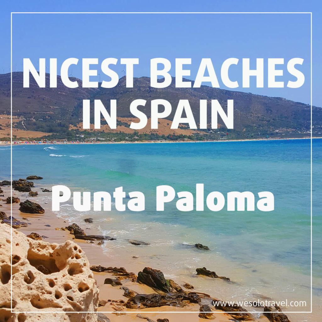 Nicest beaches in Spain - Punta Paloma Tarifa