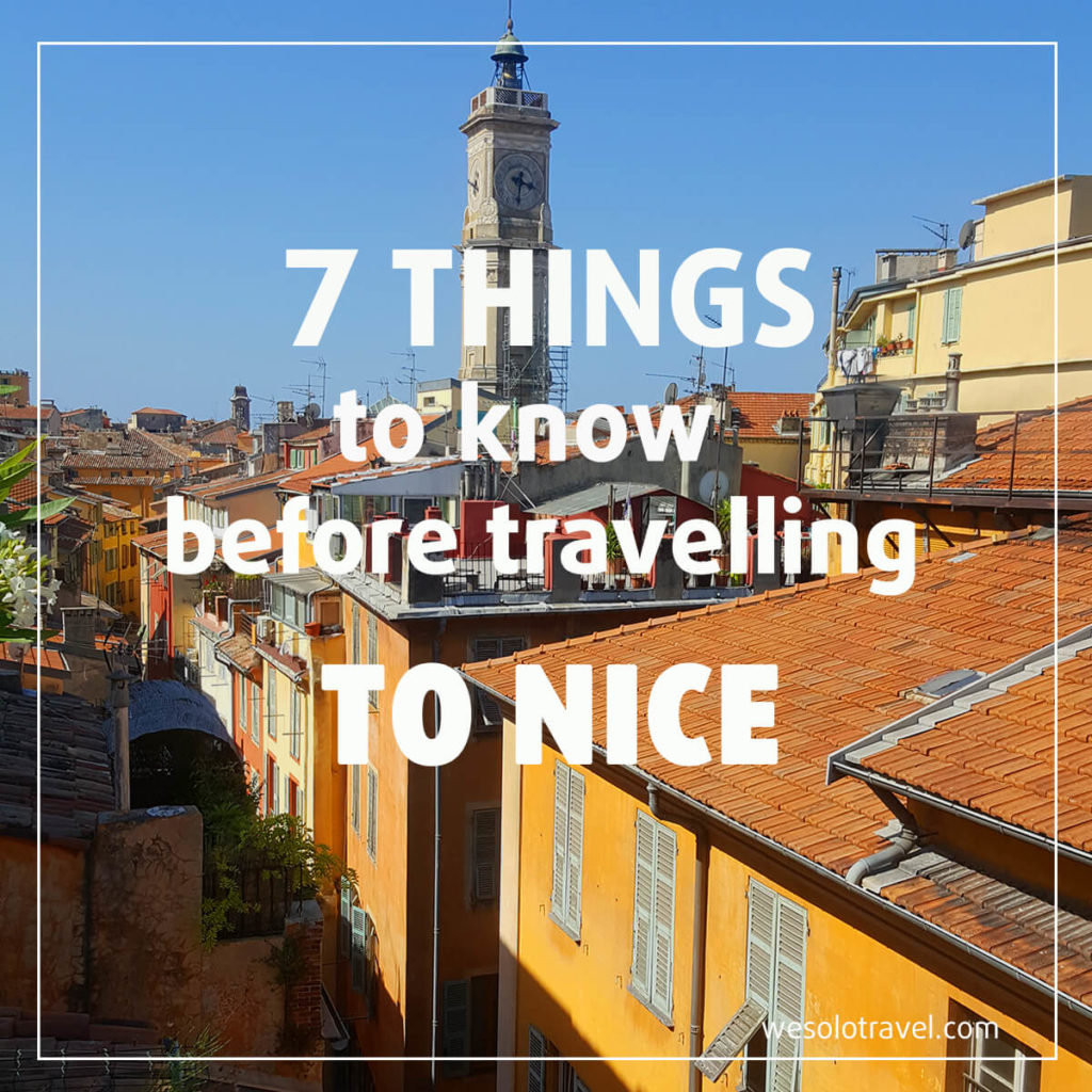 Nice old town - What you should know