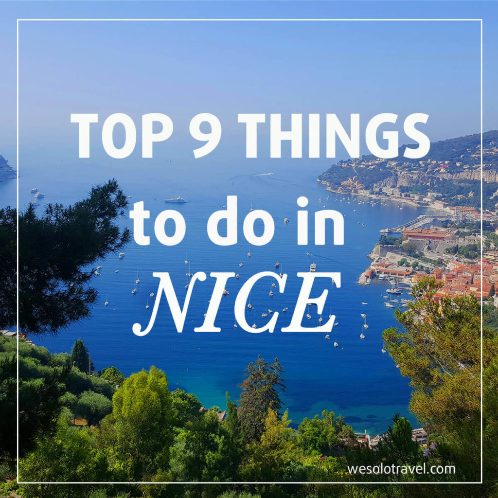 Top things to do in Nice Cot'd Azur