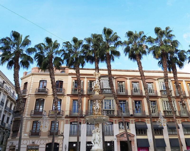 avenida principal Malaga
