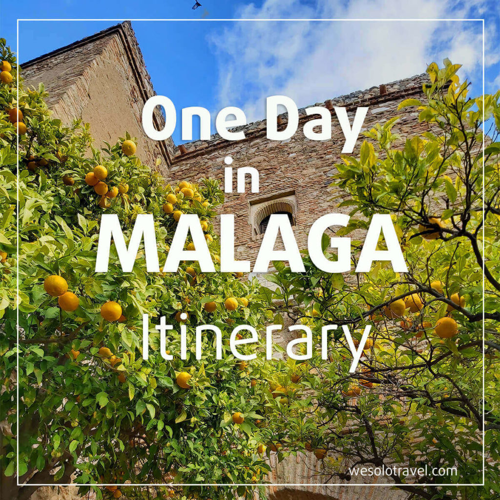 One Day in Malaga Itinerary