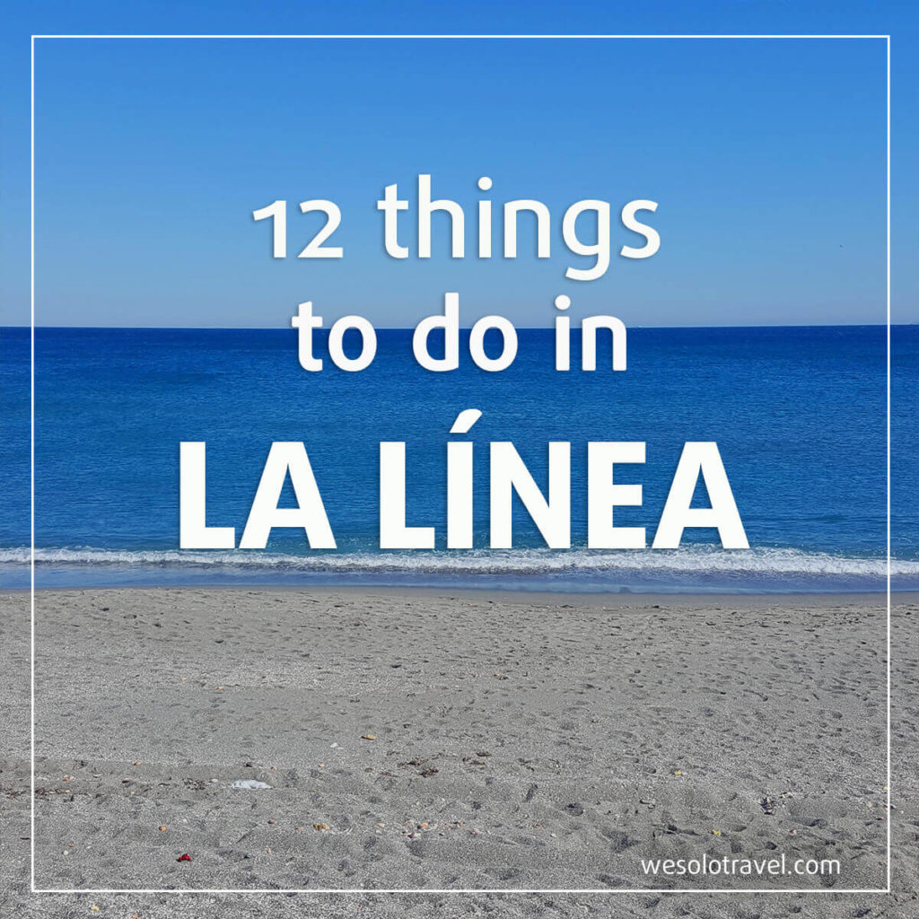 Levante beach La Linea: BEST THING TO DO