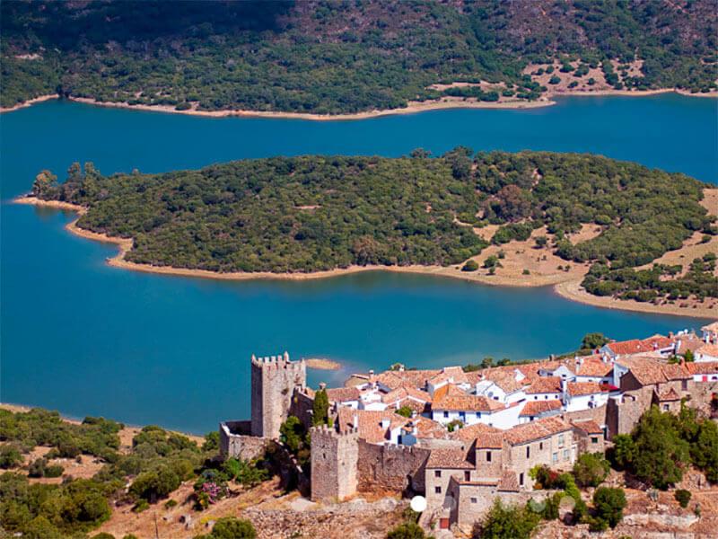 Castillo de Castellar: monplamar.com