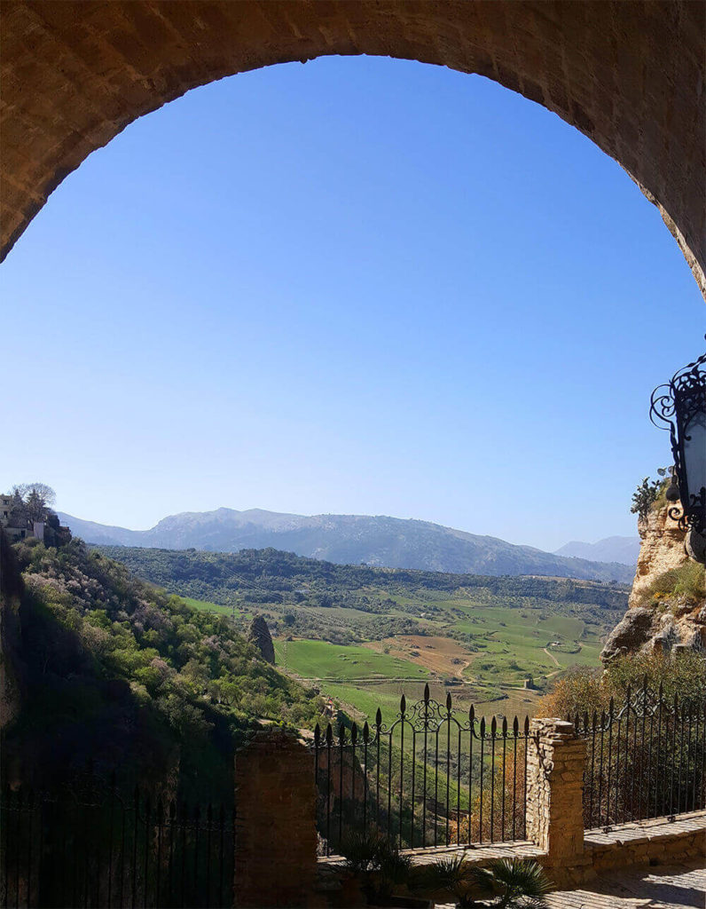 A picture of Ronda