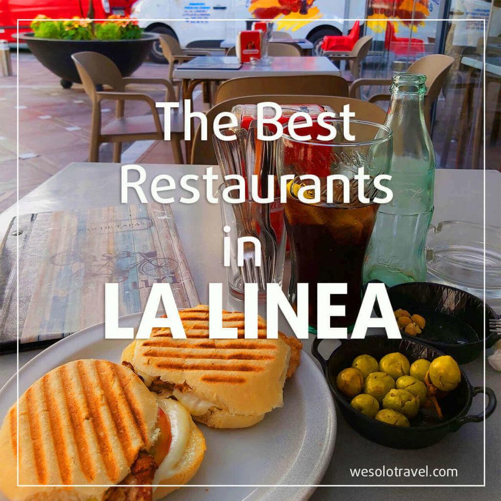 The best restaurants La Linea - Casa Puri