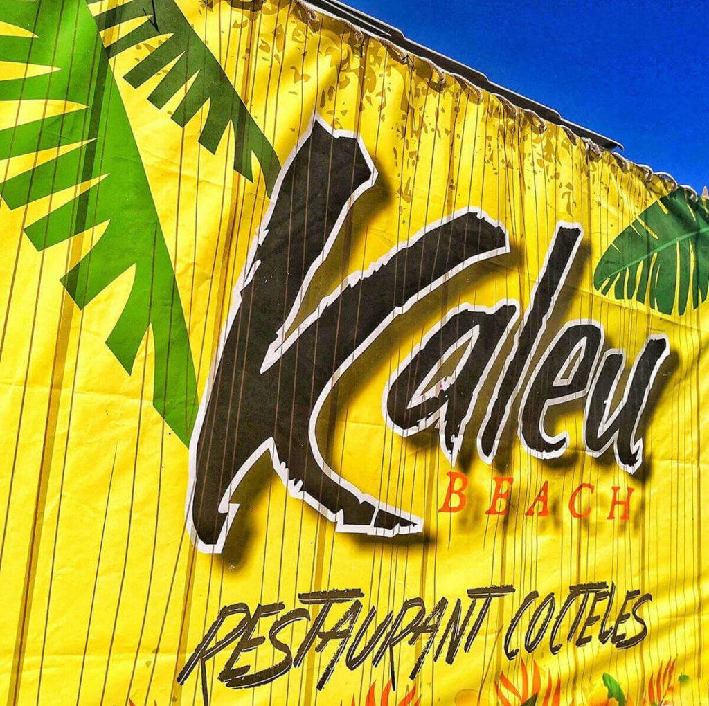 Kaleu beach