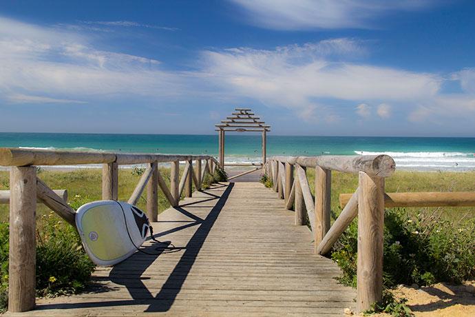Playa El Palmar: https://www.vejerdelafrontera.org/playa-el-palmar/
