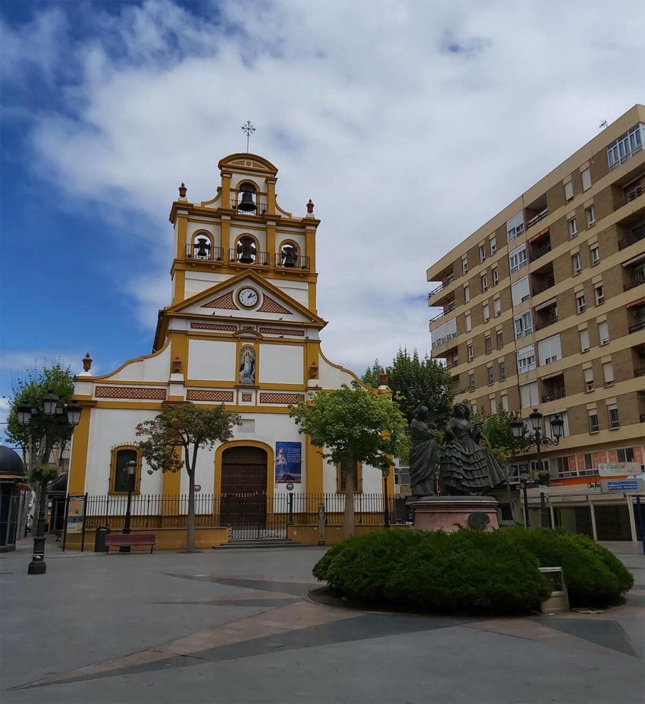 Plaza de la Iglesia - La Linea