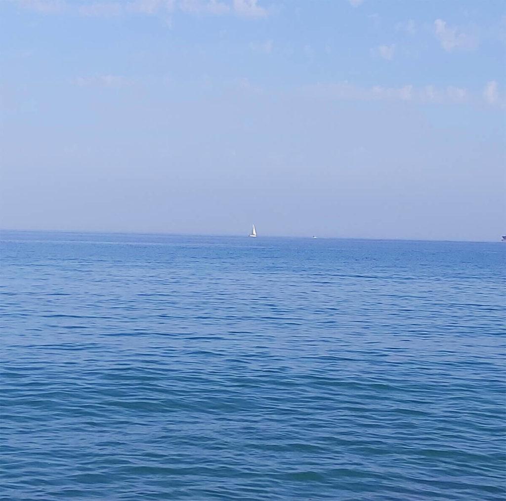 Blue sea, La Linea, Amndalucia
