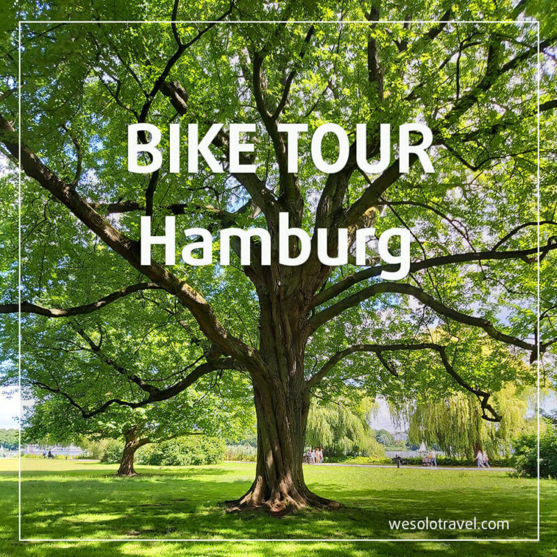 Bike tour Hamburg