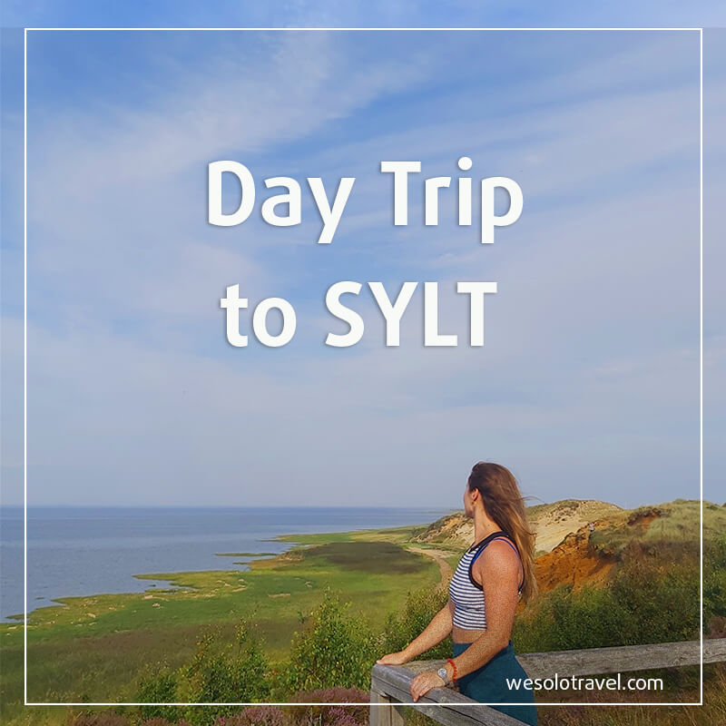 Day trip to Sylt: Morsumer Kliff