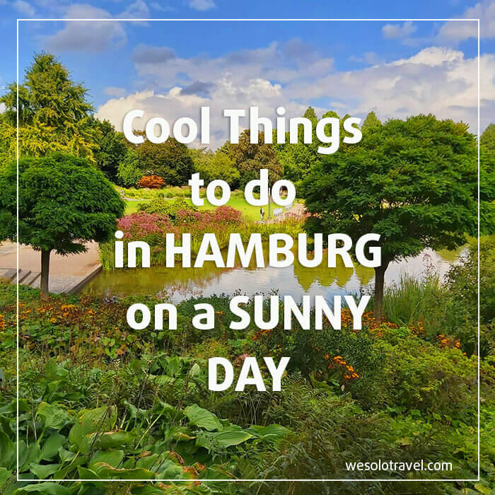 Cool Things to do in Hamburg on a Sunny Day